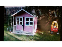 Wendy House 5x5