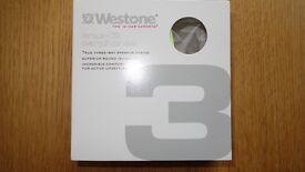 Westone UM3 True-Fit Earphones