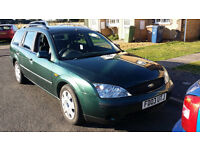(SOLD) Ford Mondeo Estate (03)