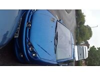 Stunning blue Peugeot 206 Cabriolet £2195.00- cheap tax £115