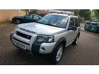LEFT HAND DRIVE AUTOMATIC FREELANDER SPORTS IN SOUTH EAST LONDON