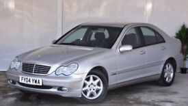 2004 Mercedes with 1 year MOT