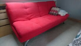Futon Sofabed Sofa Bed - Great Condition
