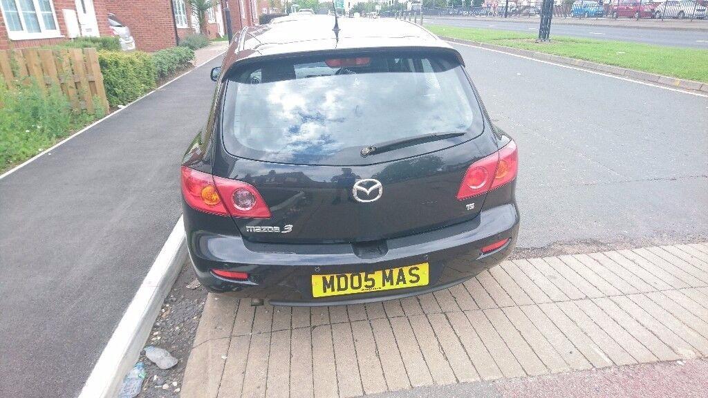 Mazda3, 2005, black