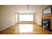 2 Double bedroom Ground floor flat