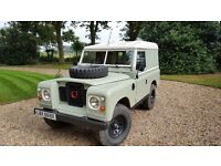 Land Rover Series 3 Not Defender Reduced Price Fantastic Vehicle