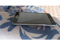 Samsung Galaxy On5 Unlocked Black and Grey Like New ONO