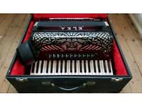 Elka 120 bass Accordion