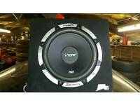 Vibe sub built in amp 1200w