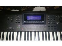 YAMAHA W5 Synthesiser Workstation