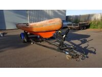 RIB - Humber Attaque 5.3m Project with Trailer