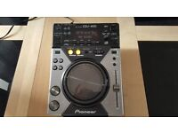 pioneer cdj 400 with usb input in excellent condition as new