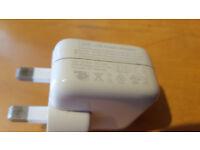 Genuine Original Apple iPad Pro 12W Wall charger