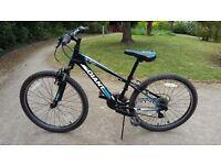 "Giant XTC 24"" wheel - Kids mountain bike - Excellent condition"