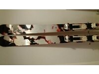 Volkl Mantra Skis with bindings for sale