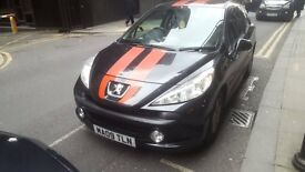 PEUGEOT 207 (VERVE),1.4 PETROL,ONE OWNER,LOW MILLEAGE*ONLY 63K*!!!