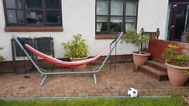 Ikea garden hammock