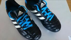 Adidas Junior SG Football Boots size 2 uk - like new ( 3 times used)