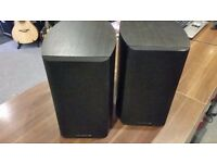 Wharfedale Diamond 9.1 Speakers (Pair) (Black)- Collection Only