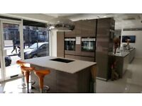 Ex-display NEW German RotPunkt kitchen worth over £14,000 for just £4,950