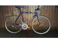 Mans Road Bike. Vintage Cannondale R500 CAAD2 handmade frame. A very rare bike.