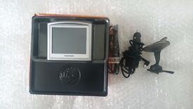 TomTom ONE 3rd Edition GPS Sat Nav In Excellent Condition