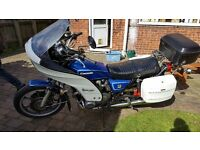 Kawasaki SR650sr, 1982, 20K Miles, SWAP, streetfighter, Trails (tall bike) sports car ! WHY !