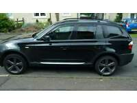 BMW X3 M-Sport 3.0 ...Now comes with free t shirt