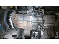 landrover discovery 1994 lt77 gearbox with out transfer box ,working fine.