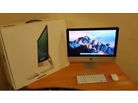 21.5 iMac Late 2013 with 3 Months Apple care & receipt 2.9 GHz Nividia GT 750M!
