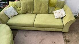 Dfs 3/4 seater sofa . Delivery