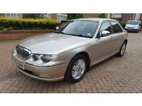 rover 75 2.0 diesel 2004 tow bar excellent condition