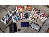 BOXED Nintendo DSi Console Bundle - inc 9 BOXED Games