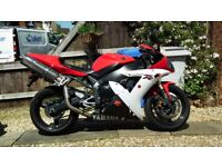 YAMAHA YZF R1 ONE OWNER