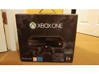 Xbox one 500gb - mint conditions, like new!!!