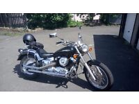 Yamaha dragstar 650 02 ox/swap