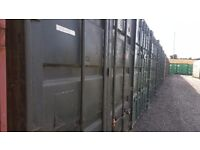 SELF STORAGE - 20 ft containers ONLY £95 p/m