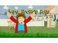 Mrs Browns Boys Tickets - 9 July