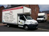 House removals, Nottingham and Derby, short & long distance, Man with a Van, MJ MOVERS 0 800 1123060