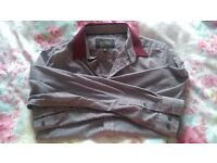 Shirt cheq size small