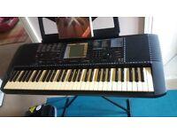 Yamaha PSR 530 keyboard