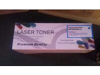 2 x laser toner cartridges