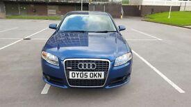 Audi a4 1.9tdi s- line *full service*MOT*bluetooth
