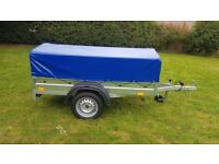 New trailer box 6x4 with cover 50 cm only £ 530 inc vat