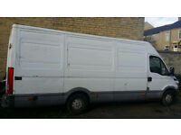 2002 -IVECO DAILY -35S11- LWB- HIGH ROOF PANEL VAN-- STRONG ENGINE-DRIVES WELL- WE CAN DELIVER IN UK