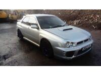 Subaru impreza turbo replica