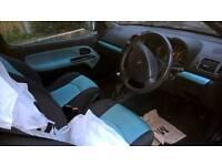 Clio seats