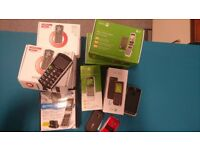 Job Lot of new, boxed mobile phones