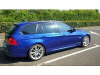 BMW 318i Touring M-Sport, facelift