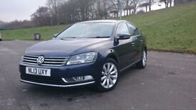 Volkswagen Passat 2.0 TDI BlueMotion Tech Highline